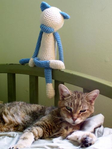 New Cat, Meet Old Cat