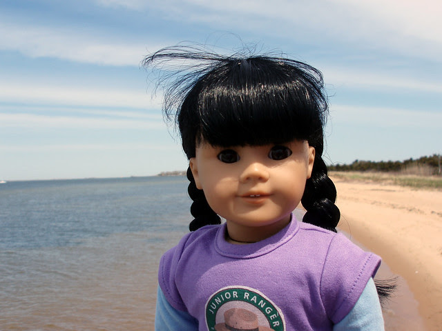 Inky at Fire Island: 5