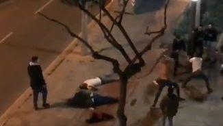 Violenta baralla a Cornellà de Llobregat