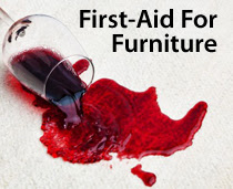 Furniture First-Aid Techniques