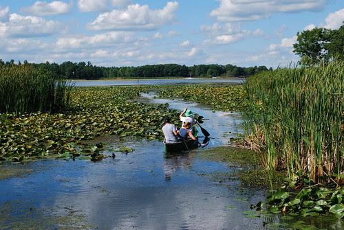 Last canoe trip of the season