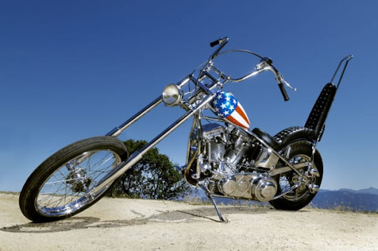 Harley-Davidson 'Captain America' bike from Easy Rider nets $1.35M at auction