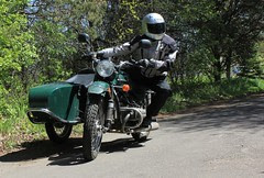 ural turning left