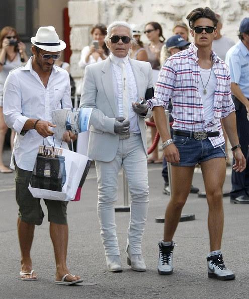 Karl+Lagerfeld+Out+St+Tropez+XxBp99l0Vz9l