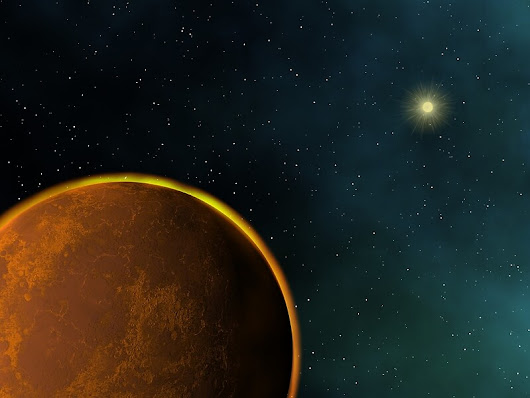 'The Dwarf Planet Sedna'  by sciencenotes