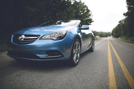 Buick Cascada: Open-air motoring at its best