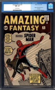 'Amazing Fantasy' #15