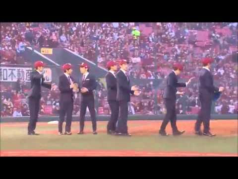 Genki Sudo and World Order Know How to Throw a Trippy First Pitch