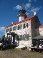 NJ Lighthouse Challenge '08 East Point