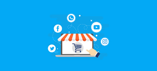 6 Compelling Reasons of Using Social Media Marketing for eCommerce - Blog | QeRetail
