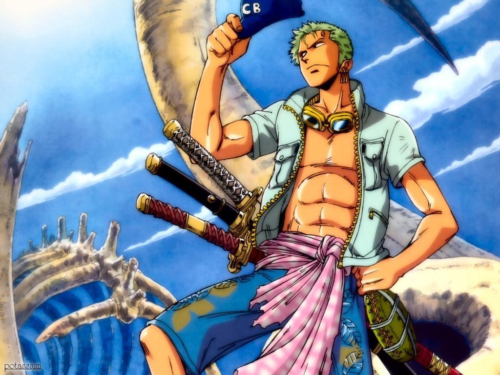 孔明妻の壁紙紹介 One Piece ロロノア ゾロ 画像集 One