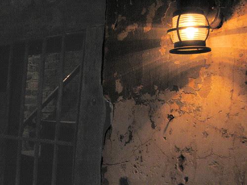 Inner Stairwell of Granville Moore's