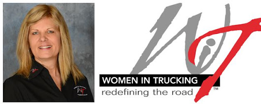 Women In Trucking President Named Among Most Inspirational Business Leaders