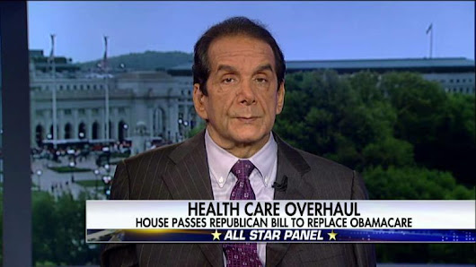 Krauthammer Predicts Single-Payer Health Care in Less Than 7 Years