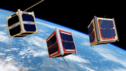 Fly Your Satellite! teams near end of Critical Design Review