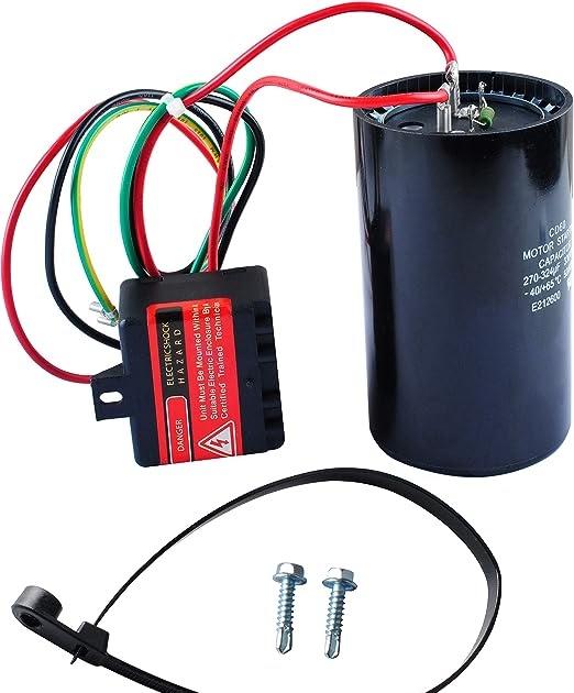 34 5 2 1 Compressor Saver Wiring Diagram
