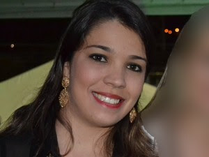 Nutricionista foi achada morta em matagal. (Foto: Arquivo Pessoal/Alagoasweb)