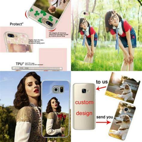 custom case foto gambar  type termurah shopee indonesia