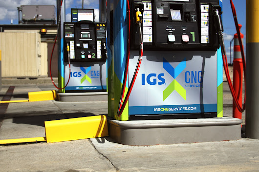 Member Spotlight: IGS CNG Services | Clean Fuels Ohio