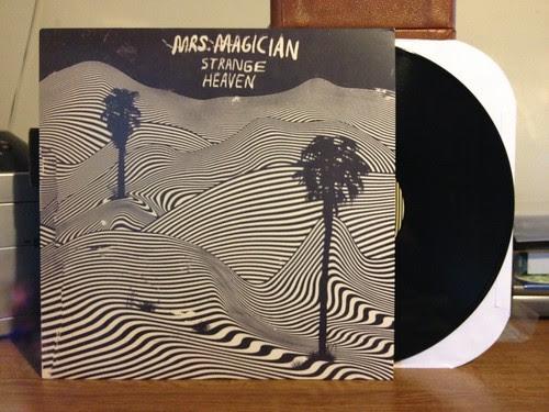 Mrs. Magician - Strange Heaven LP by Tim PopKid