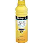 Neutrogena Beach Defense Water + Sun Barrier Sunscreen Spray SPF 70 - 6.5 oz can