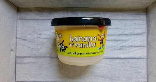 Review: Collective For Kids Banana n Vanilla - Nibbles 'n' Scribbles