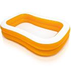 Intex Inflatable Mandarin Swim Center Family Lounge Pool