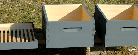 How To Paint A Beehive - A Beginner Beekeeper's Guide - BEVERLY BEES