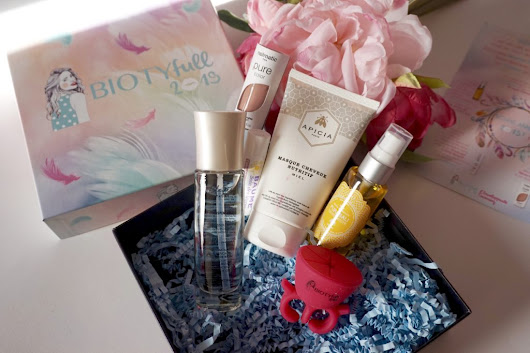 Biotyfull Box Janvier 2019 - Elora as Sweet as Honey