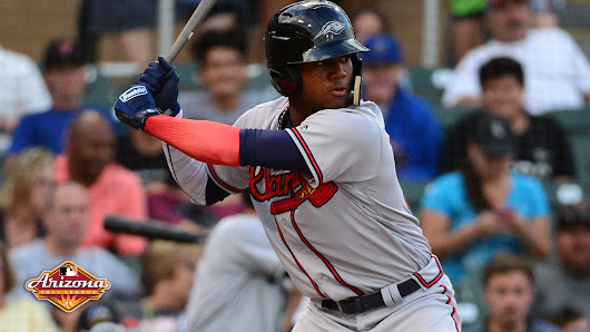 Braves' Ronald Acuna flourishes in Fall League