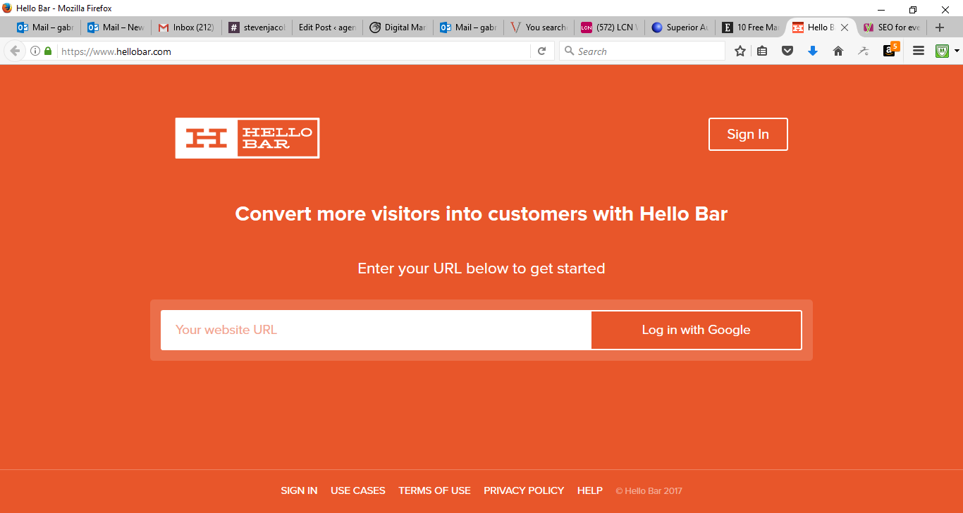 50 Free Marketing Tools Any Small Business Can Use - Hello Bar