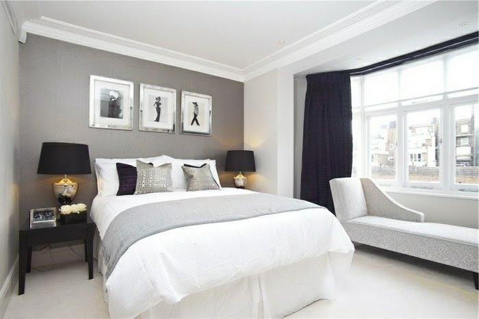schlafzimmer grau weiß beige kreativ on in bezug auf
