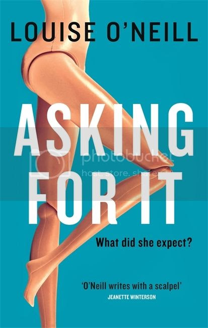Book review Asking for it by louise o neill