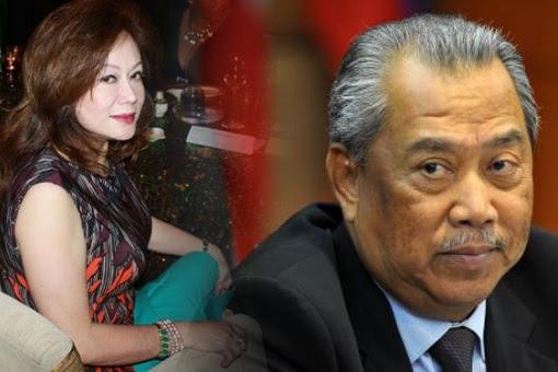 Muhyiddin Yassin Extramarital Affair Scandal - Nika Gee Siew Yee