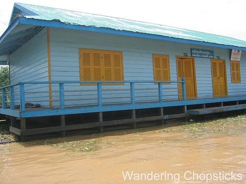 Chong Kneas Floating Village 11