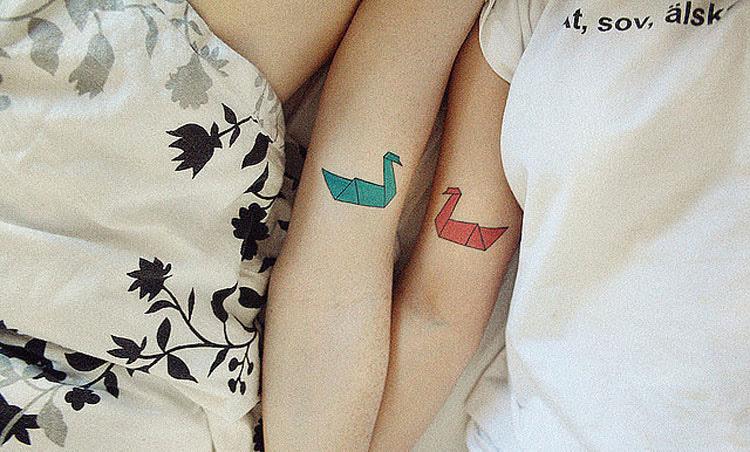 30 Parejas Que Se Han Tatuado Por Amor La 20 Es Adorable