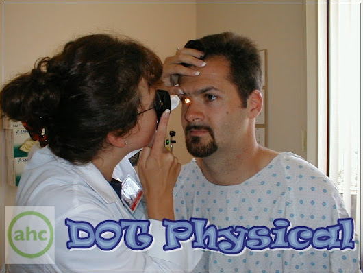 Is It Mandatory to Get DOT Physical Test In Bayonne? - Urgent Care-Astra Health Center