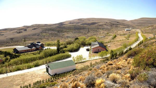 Una de las estancias más importantes de Báez y que más descuidada se observa. Foto Maxil Failla.