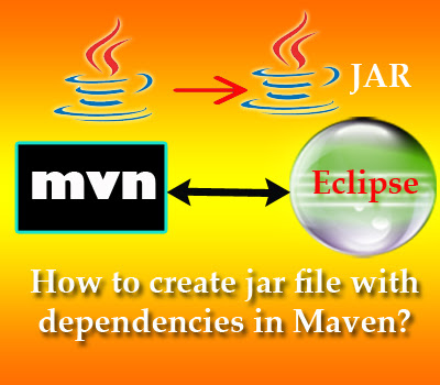 How to create jar file with dependencies in Maven?