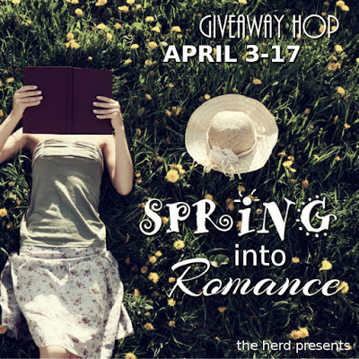 Spring into Reading Romance Hop #giveaways and #romance | Shari Elder Author