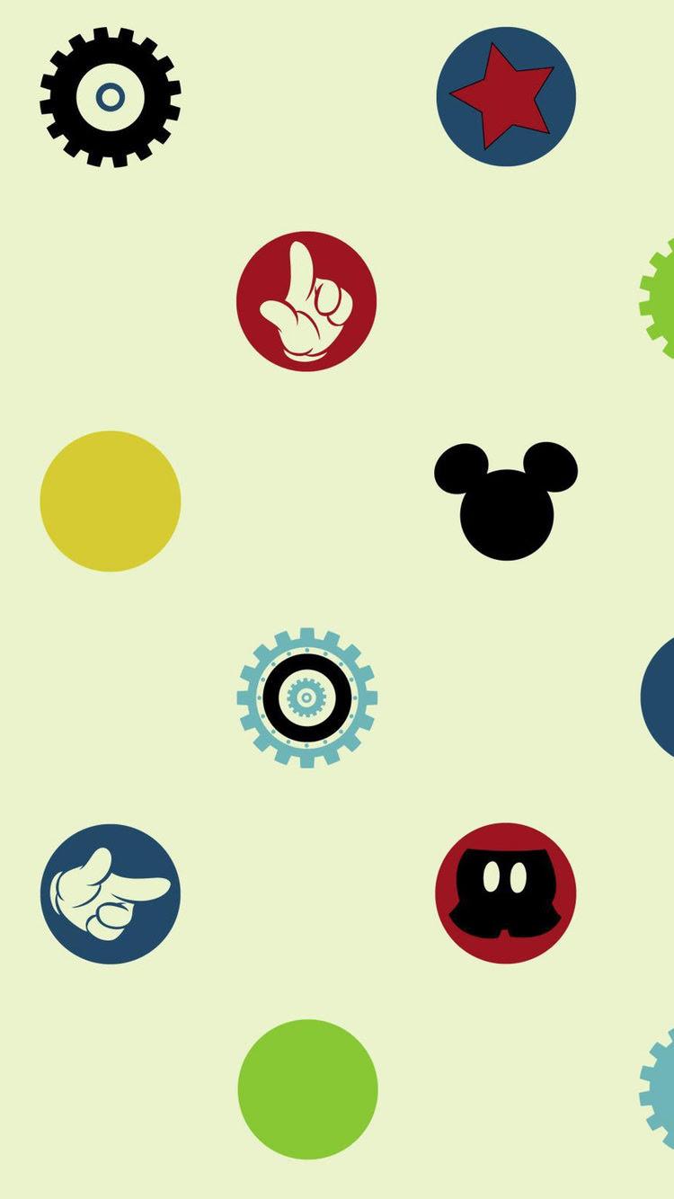 ミッキーマウス Mickey Mouse 15 無料高画質iphone壁紙 めちゃ人気