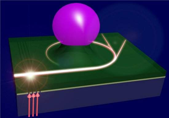 Buraco negro dentro de chip confirma teorias de Einstein