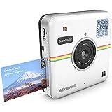 【並行輸入品】ポラロイド ソーシャルマチック Polaroid Socialmatic デジタル インスタント カメラ, フェイスブック/Facebook, インスタグラム/Instagram, ツイッター/Twitter等SNSに簡単にシェア可能!! ホワイト