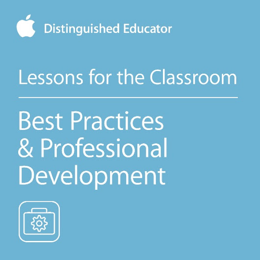 iPads in the Classroom - Free Course by Apple Distinguished Educators on iTunes U