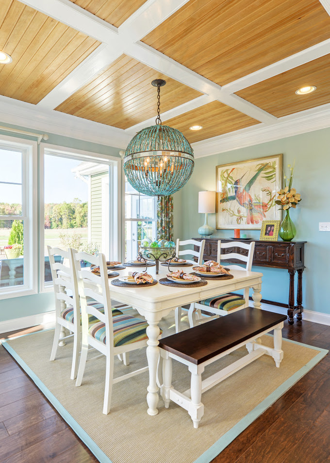 Schell Brothers   Echelon Interiors   House of Turquoise