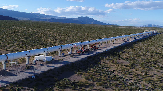 Elon Musk Says He Has 'Verbal' OK To Build N.Y.-D.C. Hyperloop