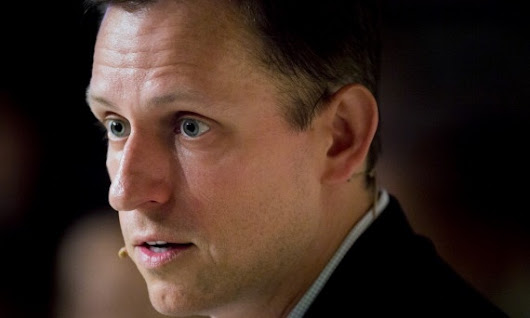 Paypal founder Peter Thiel becomes marijuana's first big investor