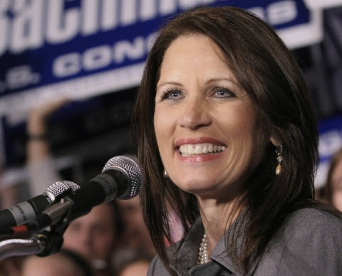 michele bachmann quo. Michele Bachmann (R-MN) is