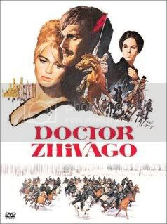 DoctorZhivago poster