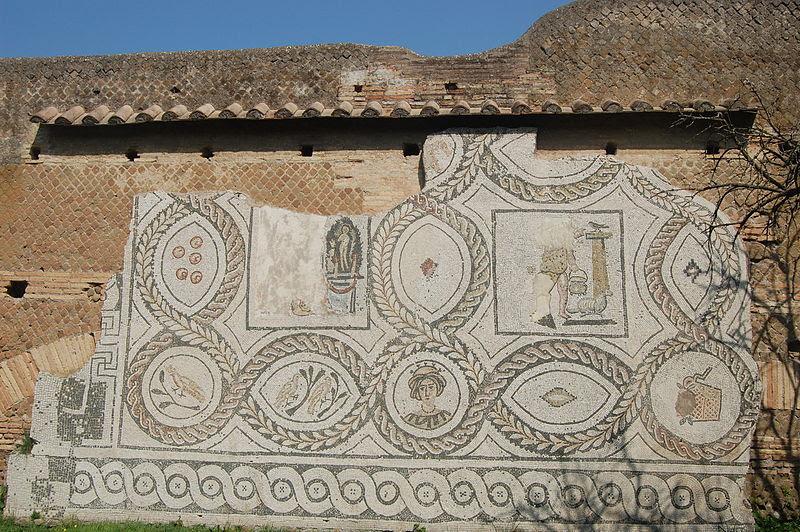 File:Ostia antica - Giardino delle domus 14.JPG